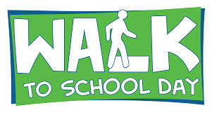 Walk Safely to School Day Friday 22nd May