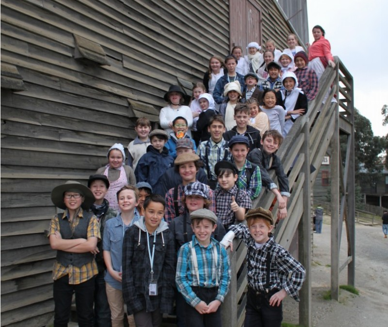 Sovereign Hill Excursion