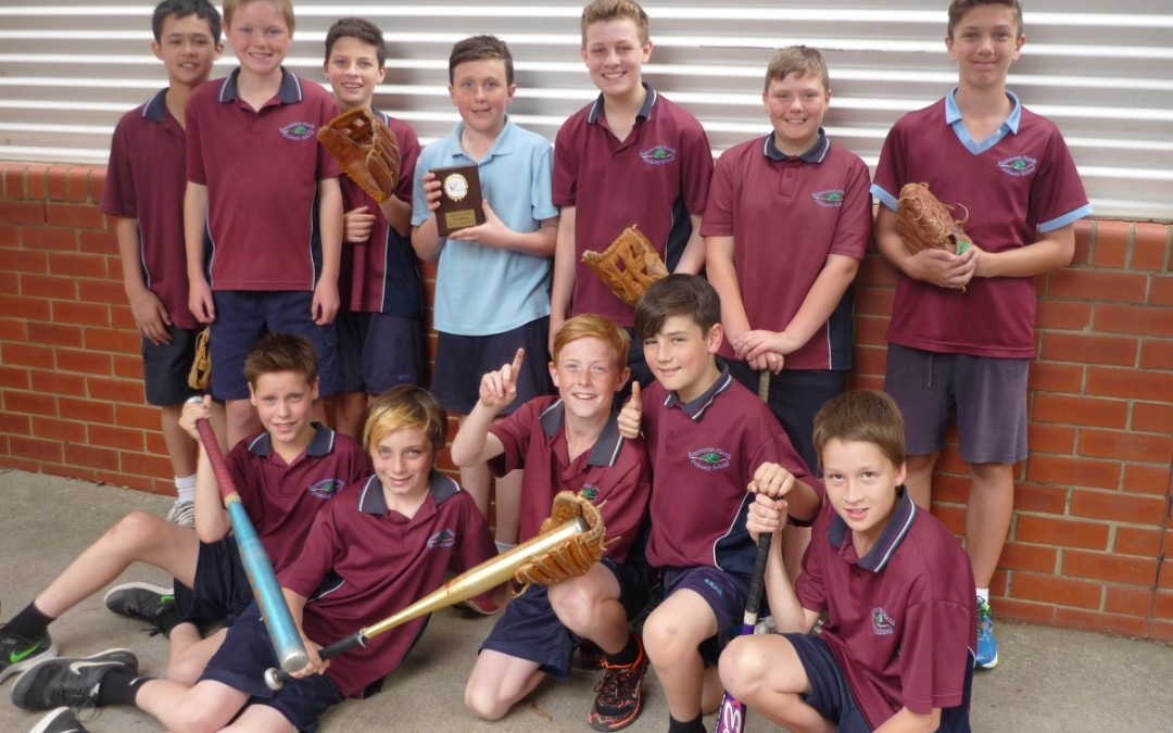 Maroondah District Winners!