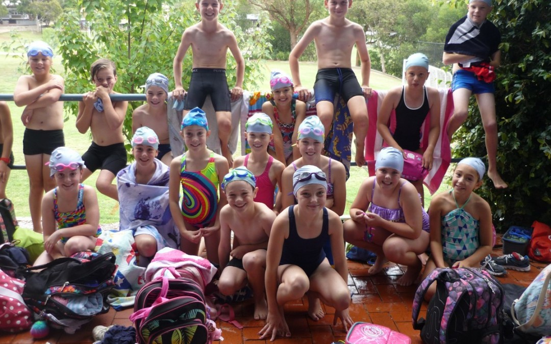 Well done to our Inter School Swimming Team!