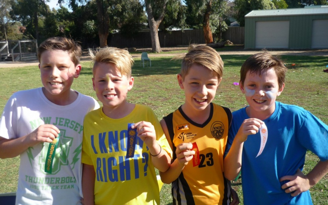Golden Wasps Triumph at the Cross Country Trials