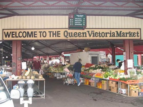 Victoria Market Prep Excursion