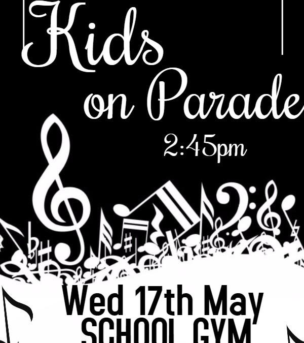 Kids on Parade
