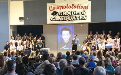 Our 2019 Grade 6 Graduation was a fabulous success.