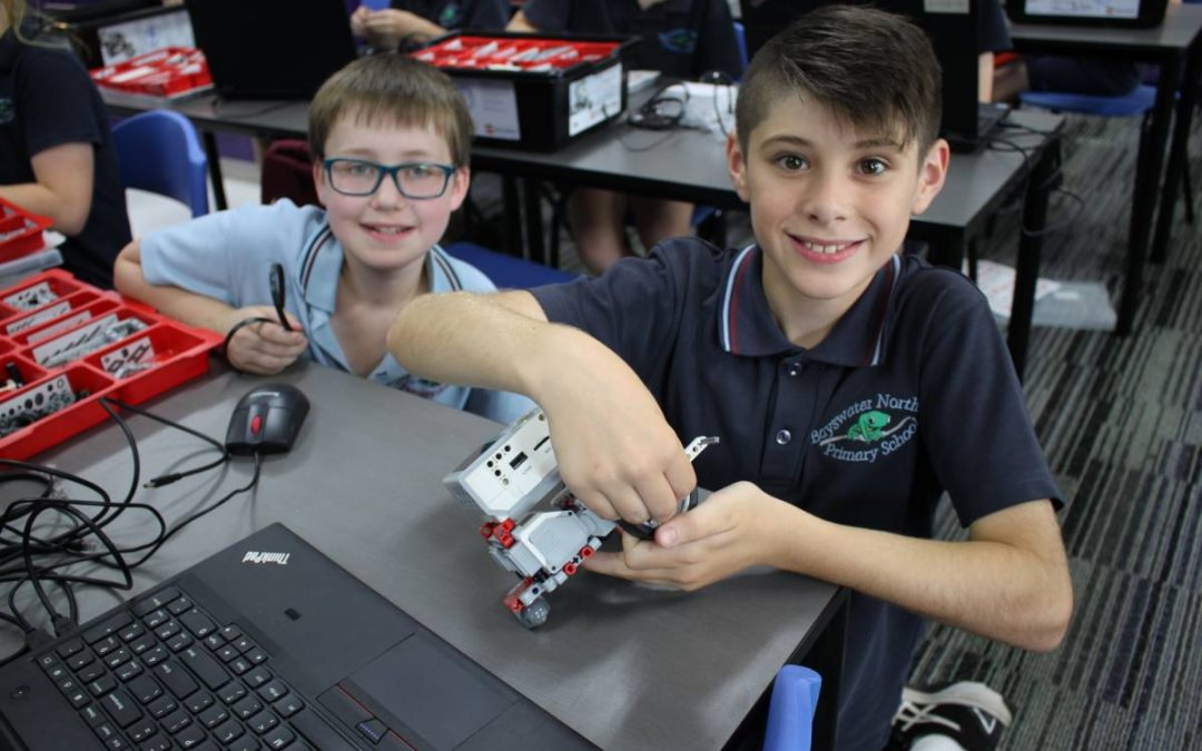 Our Robotics Program is Expanding!
