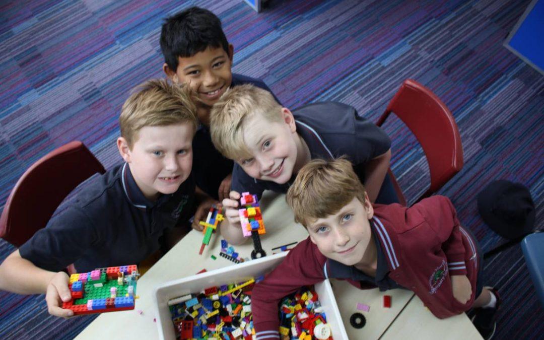 Lego Club is so Much Fun!